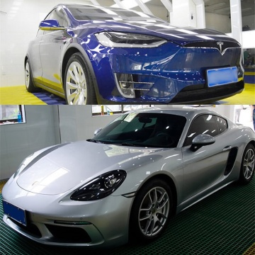 Clear Bra or Paint Protection Film