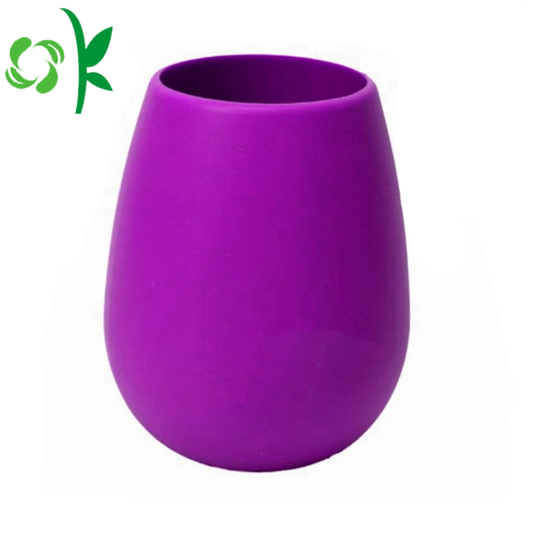 Silicone Simple Design Wine Cup
