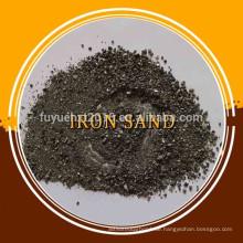 Günstigste Preis Balance und Gegengewicht Pyrit Eisenerz Eisen Sand zum Verkauf