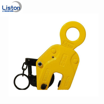 1T-10T PDQ Type Horizontal Steel Plate Lifting Clamps
