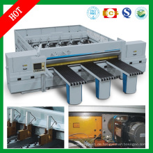 CNC Holzbearbeitung Balkenplatte