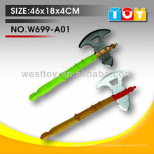 оптовая детские игры пены оружие топор дешевые резиновые игрушки для мальчиков