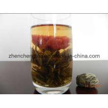 Thé fleurissant (Wan Zi Qian Hong)