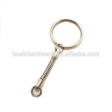 Мода высокого качества металла Сплит кольцо змея цепи