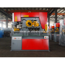 combined punch and shear machine