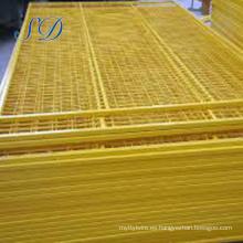 Puerta de acero galvanizado fabricante de la estancia del campo de la granja del fabricante de China