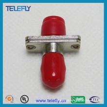 Adaptador híbrido de fibra óptica