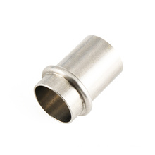 Bushing With Bulge Round Tubing Stainless Steel SS