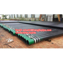 9 5/8'' casing pipes BTC K55 11.8M API 5CT standard