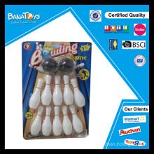 Brinquedos engraçados para crianças bolas de boliche por atacado