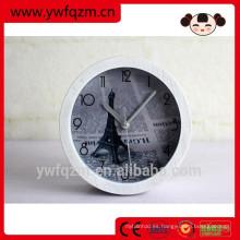Reloj de mesa digital de madera de la decoración casera de alta calidad