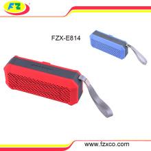 FM Radio Speaker with USB Port, Portable Mini Bluetooth Speaker with LED Light/ FM Radio