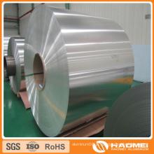 Grandes rolos de papel alumínio 8011