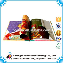 Libro de colorear barato del cartón de la impresión para los niños