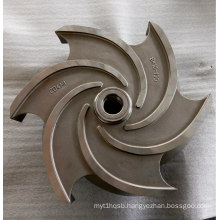 Duplex Steel (CD4MCU) Centrifugal Pump Impeller (8X10-15G)