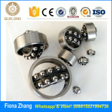 Rodamientos de bolas de acero inoxidable impermeables Rodamientos de bolas universales