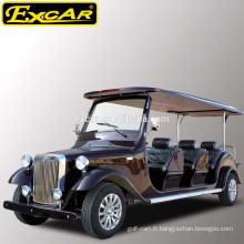 8 places pas cher chariot classique électrique à vendre 48V