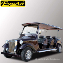 8 seats cheap electric classic cart for sale 48V