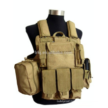 Military Tactical Lightweight Ballistic Bulletproof Vest Soft Body Armor Vest