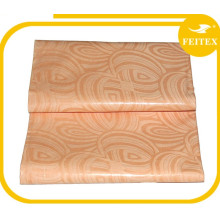Moda hecha a mano Ghalila Guinea Brocade Fabric 100% algodón Bazin Riche Dubai Dubai Kaftan vestido Shadda
