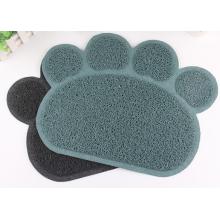 Mat for dog bowl mats cute pet disposable