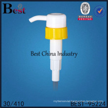 screw cosmetic pump, bottle mouth pump, wholesale lotion pumps