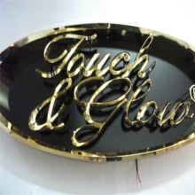 Stainless Steel Electroplating Metal Letters Signs