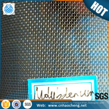 Процесс питания 50 300 микрон чистого молибдена проволочной сетки экран