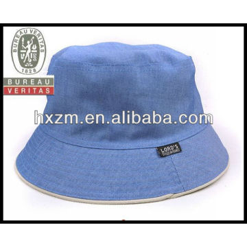 nave blue bucket hat