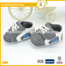 2015 hot sale high quality e-credit suppliers for gray baby kids sports shoes