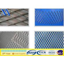 Cadena de malla expandida galvanizada con alta calidad (XA-EM006)