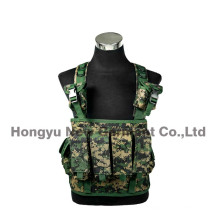 Military Security Digital Camouflage Tactical Chest Vest (HY-V061)