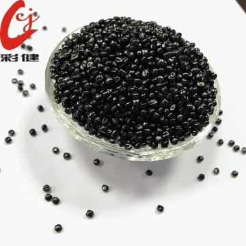 High Gloss Black Masterbatch Granules