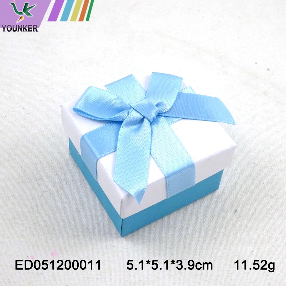 Elegant Ribbon Ring Boxes 005