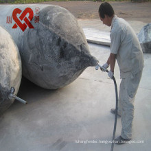 sunken vessel salvage rubber marine airbag for sale