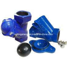 Ductile Iron DIN Threaded Ball Check Valve