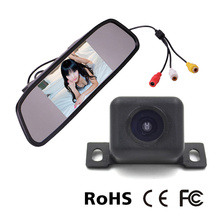 4.3inches Mirror Rear View Monitor System for Car