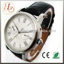 Reloj automático de moda, hombres Relojes de acero inoxidable 15029