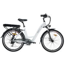 Электрический велосипед для отдыха с толстыми шинами