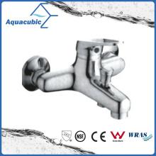 Chromed Brass Body Bath Shower Faucet (AF1193-2)
