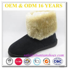 Snappy Cheap Winter Warm Woman Slippers From Shoe Manufacturer