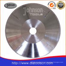 Roue concave diamantée électrolytique Od180mm
