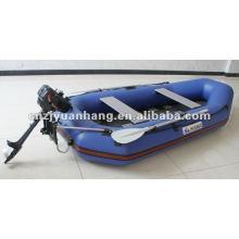 barco de pesca inflable 300