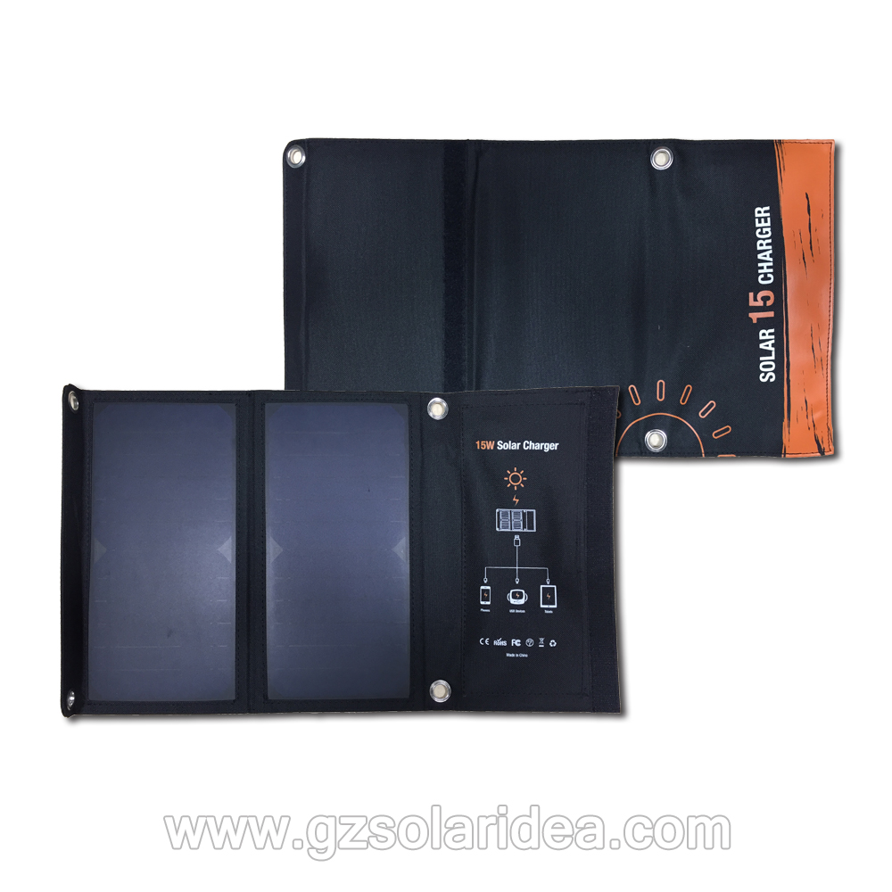 solar charger waterproof