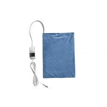 UL Approved Moist/Dry Body Heating Pad with LCD Display 8 Heat Settings 6 Timer Settings for Pains