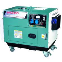 Дизельные генераторы (BN5800DSE/АЦ) молчит с ATS
