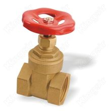 PN25 Brass Gate Valves