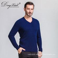 Erdos Herren italienische Tshirt Kragen Kaschmirpullover Pullover mit bestem Preis