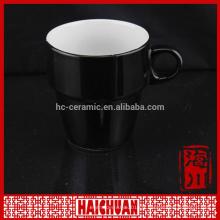 Ensemble de tasses à café HCC avec étagère en métal