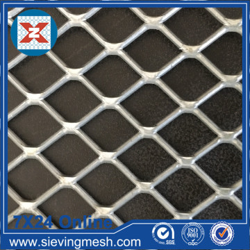 Diamond Expansion Metal Mesh